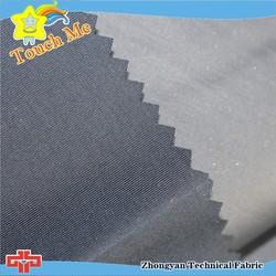 70D*160D nylon taslan TPU breathable membrane+Poly tricot 40D
