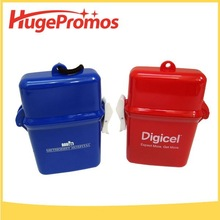 Printed Swim Waterproof Plastic Container,Money Cellphone Box Holder
