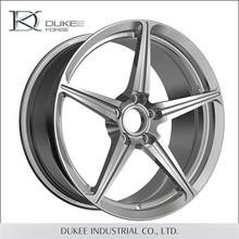 Customized Forged 2015 China Wholesale Chrome Steel Wheels 4X4