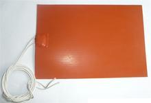 Customized Electric Flexible panel heater temp range 30-150C