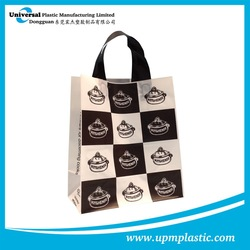 Eco-friendly degradable Disposable HDPE plastic carry bags