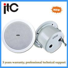 Fire Retardant lron cover smallpax PA ceiling speaker