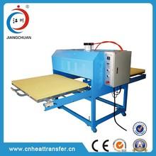 Gaungzhou Jiangchuan 2015 Professional Top Quality large format sublimation heat transfer machine