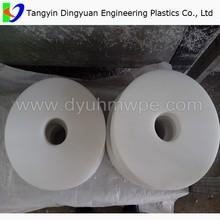 customized uhmw plastic products/uhmwpe gear/uhmwpe block