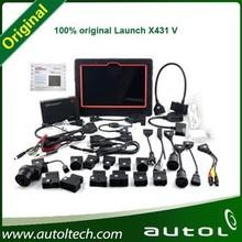 Launch X431 V X-431 V X 431 V Wifi/Bluetooth professional diagnostic tool update online beyond diagun III X431 IV