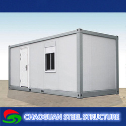 2015 prefab shipping container home/office/storage for sale