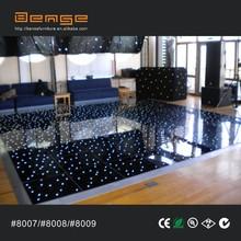 party event wedding decoration starlit LED dance floor