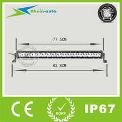 Great price cut 160W led light bar top quality led work light bar 160W WI9018-160