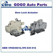 Good quality right rear Door Lock Actuator For VW EOS,SEAT ALTEA SEAT LEON,SEAT TOLEDO OEM 1P0839016,1P0 839 016