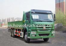 Sinotruk 6x4 HOWO Cargo Truck euro2 ZZ1257S4641W 336hp 10-15ton