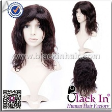 Factory price Full Lace Wig Human hair full hair wigs for men