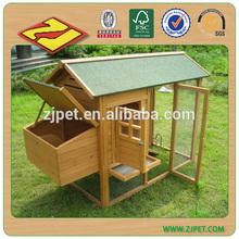 wooden chicken breeding coop cage DXH021