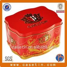 ziemlich antiken tee verpackungsdosen