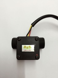 Low cost relibale pp magnetic sensor water heater flow switch