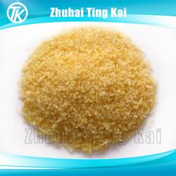Bulk animal skin gelatin powder