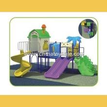 2015 Garden Style Toy House Outdoor Playground