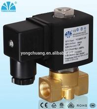 200 bar Parker seals high pressure solenoid valve for air compressor