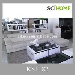 la nuage hot leather modern corner sectional sofa new model 2015