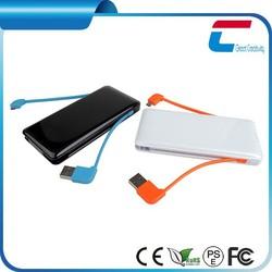 6000mAh USB Charger Power Bank