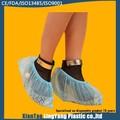 2015 nuevos productos de látex libre venta al por mayor desechables no tejidos patinaje zapatos de la cubierta