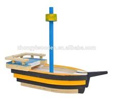 2015 năm Trung Quốc nhà cung cấp bán FSC&& ISO 9001& SA8000 tự làm bằng gỗ giáo dục thuyền& vận chuyển đồ chơi bán buôn