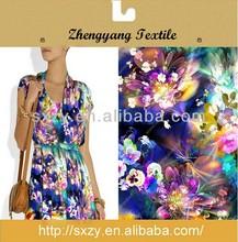 Polyester printing China free fabric samples