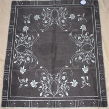 Grey table covers