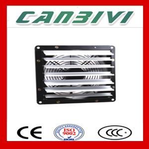 350mm en iyi fiyat yüksek kalite ywf4d-350 venetiasn kare tip gaz ısıtıcıları fan