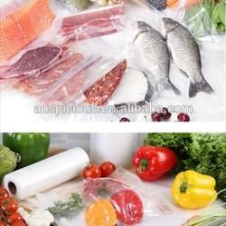 Vacuum bag for frozen food/heat sealing biodegradable vacuum bag