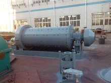 High quality iron processing machine wet grid ball mill used in ore concentration plant