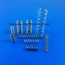Wholesale Steel Small Coil Spring Clip Electronic Spring from China Small Spring Manufacturer
