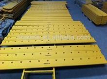 replacement grader blades/ komatsus motor grader/ mitsubishi motor grader
