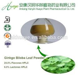 high standard, ginkgo biloba herbal extract, anti-aging