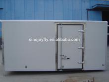ckd ruck body cargo van body refrigerated van /refrigerated van and truck