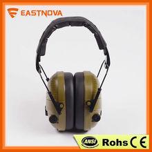 Eastnova EM025 high quality sound proof hunting electronic earmuffs