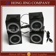 Convenient Portable USB Loud Speaker