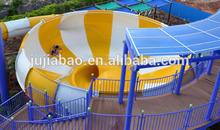 space-bowl water slide