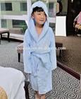 Luxury oriental embroidered bamboo fiber silk nighty for boys