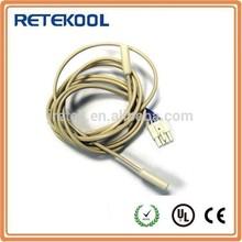Refrigerador sensor de temperatura del termistor