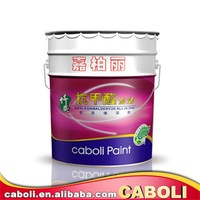 Caboli new 2015 interior house mix acrylic paints