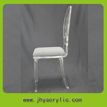 Transparent Clear acrylic desk chair plexiglass office chair