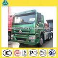 sinotruk howo a7 6x4 trator caminhão para a venda