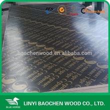 concrete formwork film faced shuttering plywood manufacturer
