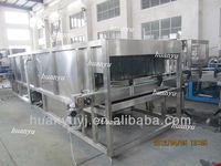 high quality Spraying Bottle Cooling( Warming) Machine