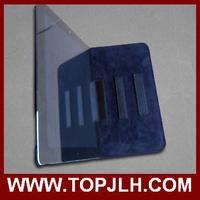 360 Degree Rotation Leather case For iPad 4 3 2 Custom Printing