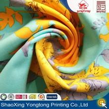 plain fabric brazil design on rayon fabric