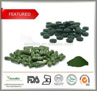Nutriton Supplement Spirulina Tablets/Spirulina Capsules/ Spirulina Powder Bulk Wholesale
