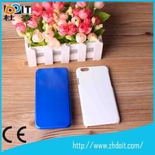 For Iphone 6 plus Sublimation case, Sublimation case for iPhone 6 plus, 3D sublimation blanks