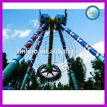 24 seats top drive amusement park swing big pendulum rides