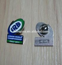 Italy junior world championship lapel pin